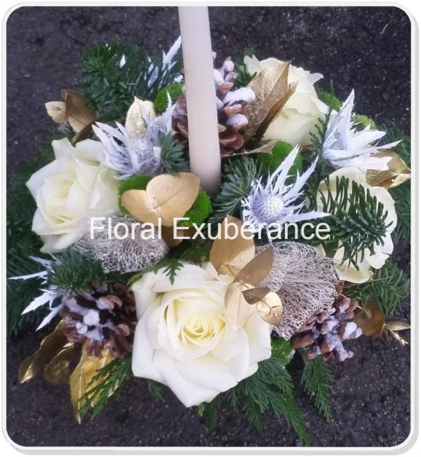 Christmas at Floral Exuberance