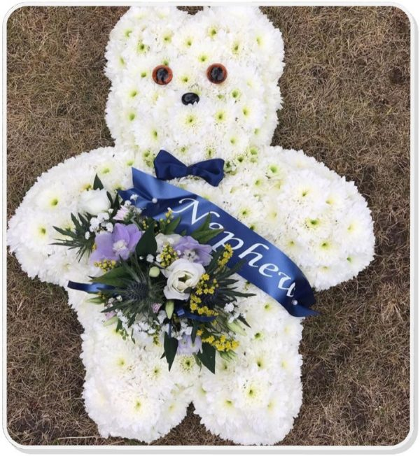 Baby Funeral Flowers